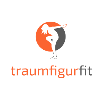 Traumfigur Fit Fitness Logo 598242