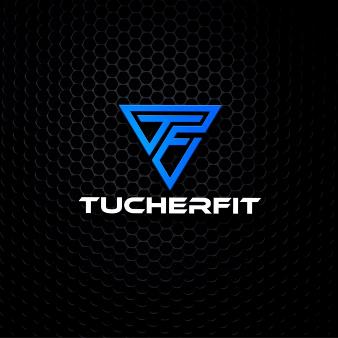 Tucherfit Fitness Logo 333338