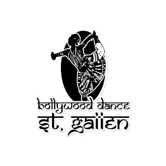 bollywood dance tanz logo
