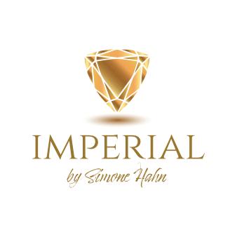 gold Logo illustriert imperial
