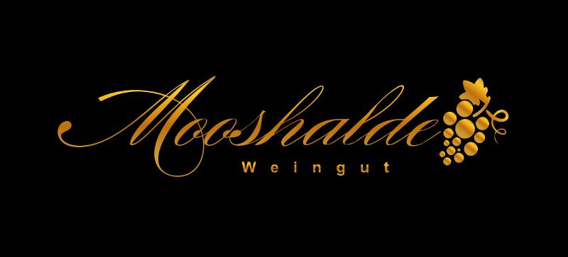 gold logo Mooshalde Weingut