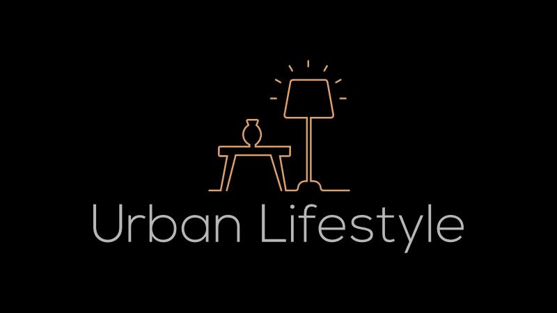 golden logo urban lifestyle minimalistisch