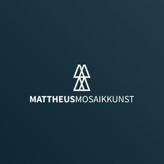 kunst logo mattheus mosaik kunst