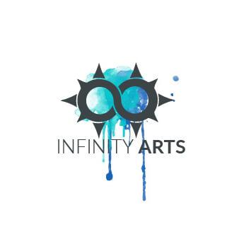 logo art infinity arts