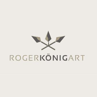 logo art roger könig art