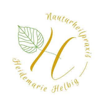 logo gold naturheilpraxis heidemarie helbig