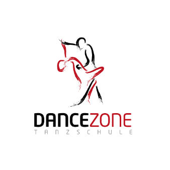 logo tanzen dance zone tanzschule