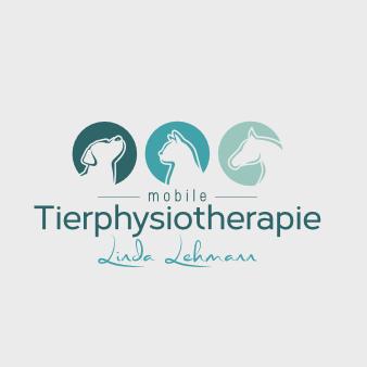 mobile Physiotherapie Logo Linda Lehmann Tiere