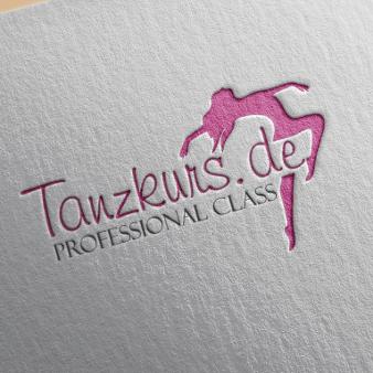 tänzerin logo tanzkurs.de