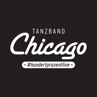 tanzband chicago logo design