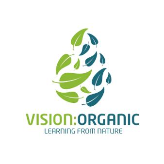 öko logo organisch vision organic