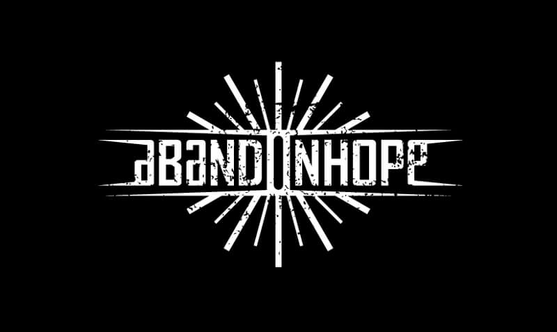 Abandonhopp 915477 Black White Logo Design