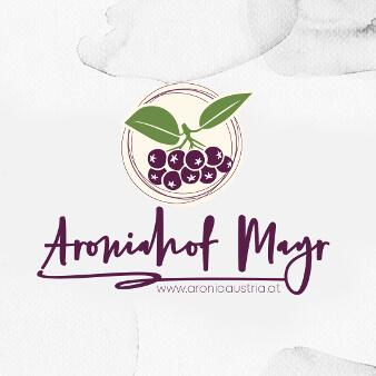 Aroniahof Mayr Logo Bio Natürlich