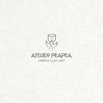Atelier PeaPea Black White Logo 815856