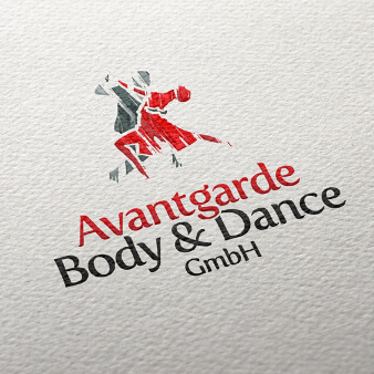 Avantgarde Body Dance 234125 Tanz Logo
