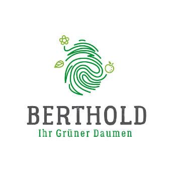 Berthold Pflanzen Logo Gärtnerei