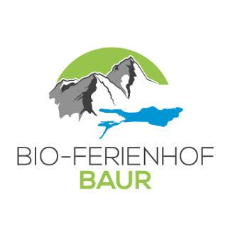 Bio Hof Logo Ferienhof Baur