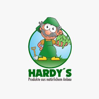 Bio Logo natürlich Hardys Natur Produkte