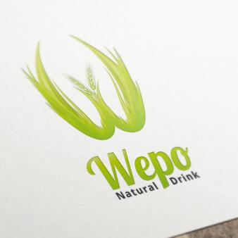 Bio Natur Logo Natural Drink Wepo
