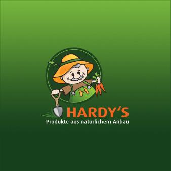 Hardys natürliche Produkte Logo bio