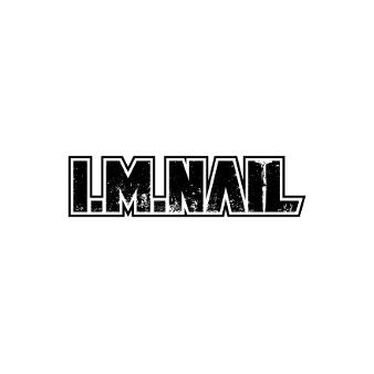 IMNAIL 748857 Logo Black White