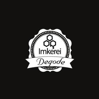 Imkerei Degode Black White Logo 269695