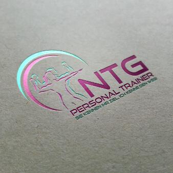 NTG Personal Trainer Sport Logo 294298