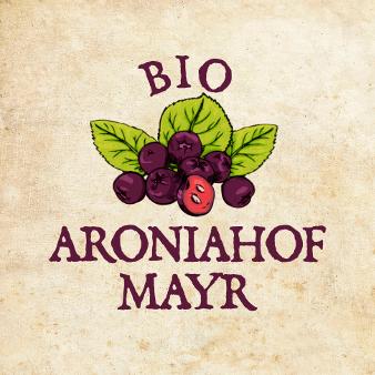 Natur Logo Bio Aroniahof Mayr