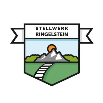 Natur Logo illustriert Stellwerk Ringelstein