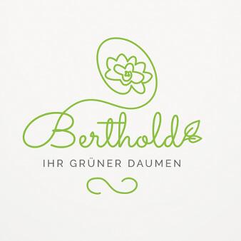 Pflanzen Logo Berthold Natur Gärtnerei