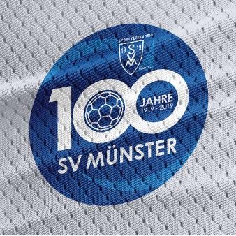SV Münster Sportverein Logo 256131