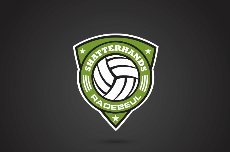 Shatterhands Radebeul 886789 Sportverein Logo