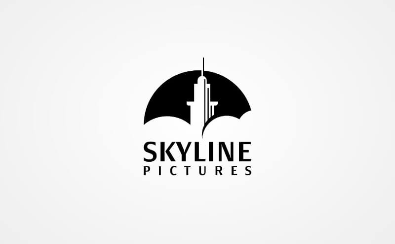 Skyline Pictures Black And White Logo 934667