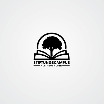 Stiftungscampus Logo Black And White 939835