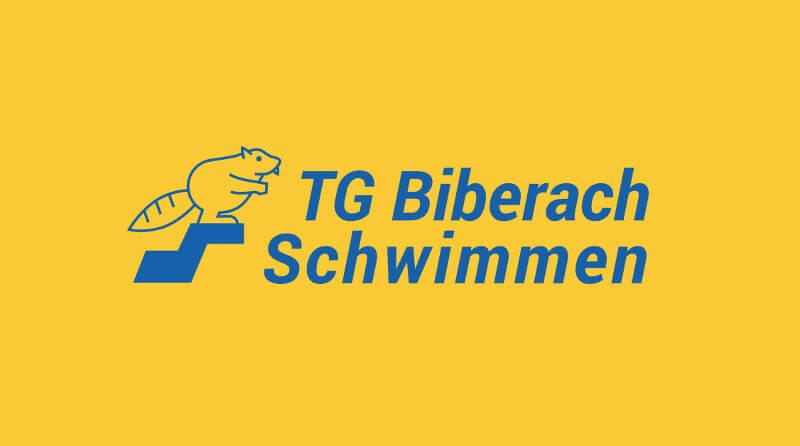 TG Biberach Schwimmen 215723 Sportverein Logo