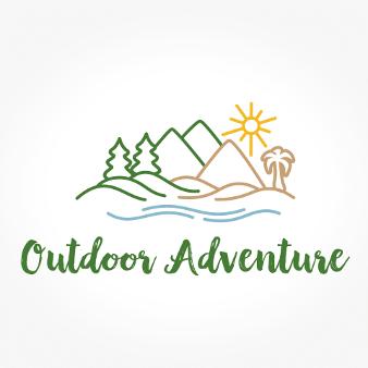 Wald logo Outdoor Adventure