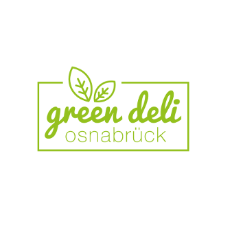 bio logo gesund green deli