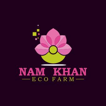 eco logo ökologisch nam khan eco farm