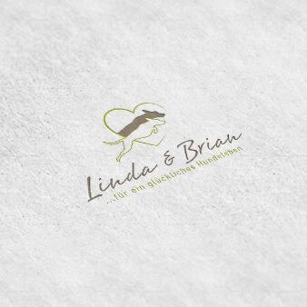logo umweltfreundlich Linda & Brian