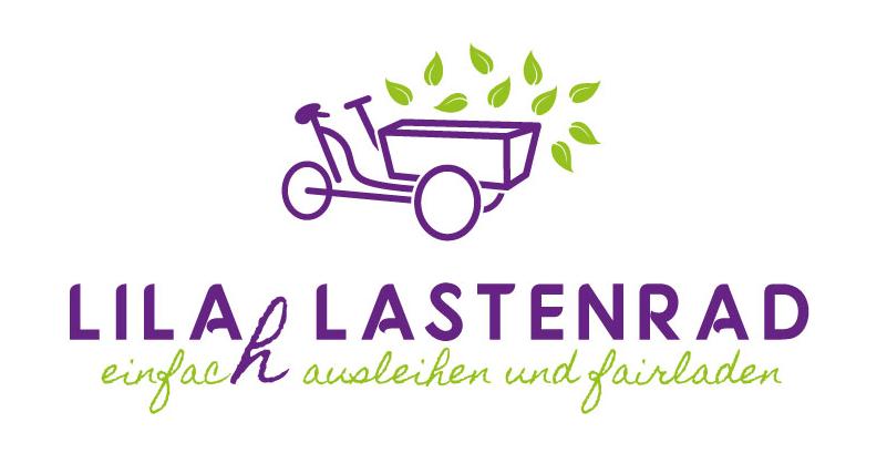 nachhaltigkeit logo design lilah lastenrad
