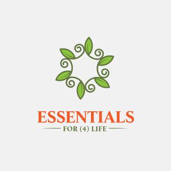 blätter logo grün essentials 4 life