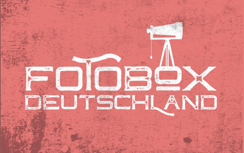 582952 Fotobox Deutschland Typografie