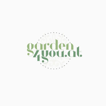 584511 Garden4You Typografie Design