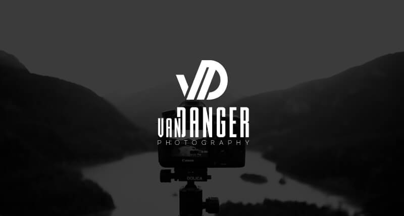 651127 Van Danger Photography Logo Design