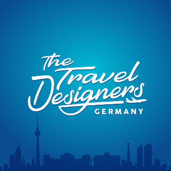 657882 The Travel Designers Logo Typografie