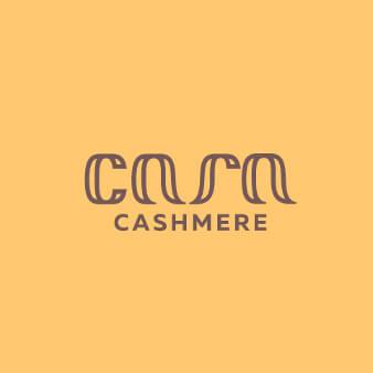 997893 Cara Cashmere 2 Typografie Logo