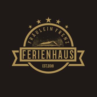 Banner Logo Emblem Fräulein Frenz Ferienhaus