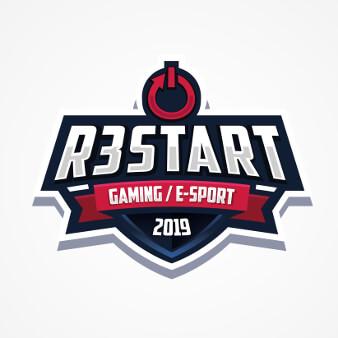 Banner Logo Emblem R3START