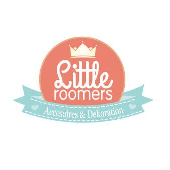Emlem Logo Banner Little Roomers Accessoires Dekoration