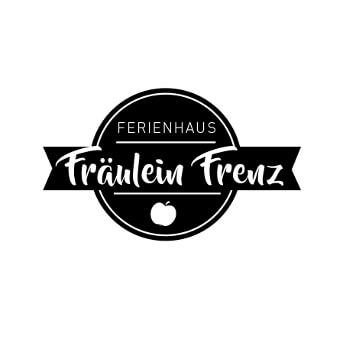 Fräulein Frenz Ferienhaus Banner Logo Emblem